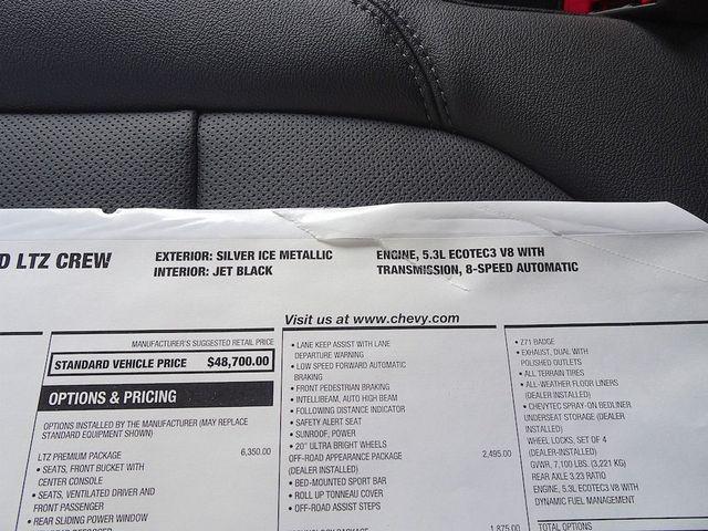 2019 Chevrolet Silverado 1500 LTZ Madison, NC 54