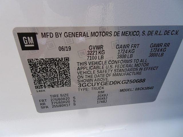 2019 Chevrolet Silverado 1500 LTZ Madison, NC 62