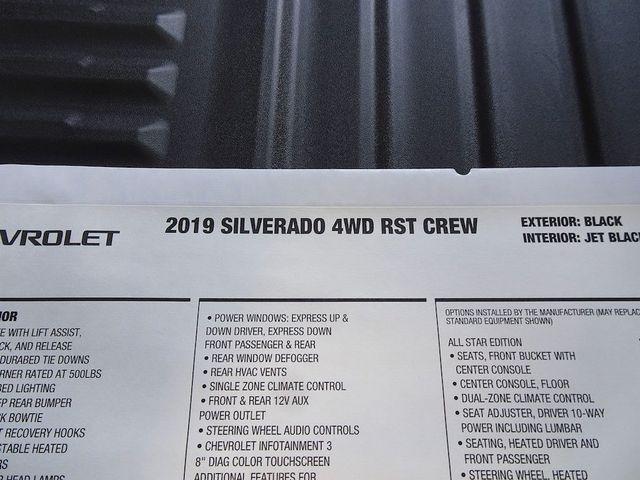2019 Chevrolet Silverado 1500 RST Madison, NC 48