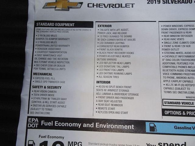 2019 Chevrolet Silverado 1500 RST Madison, NC 50
