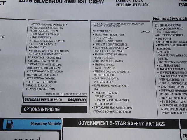 2019 Chevrolet Silverado 1500 RST Madison, NC 51