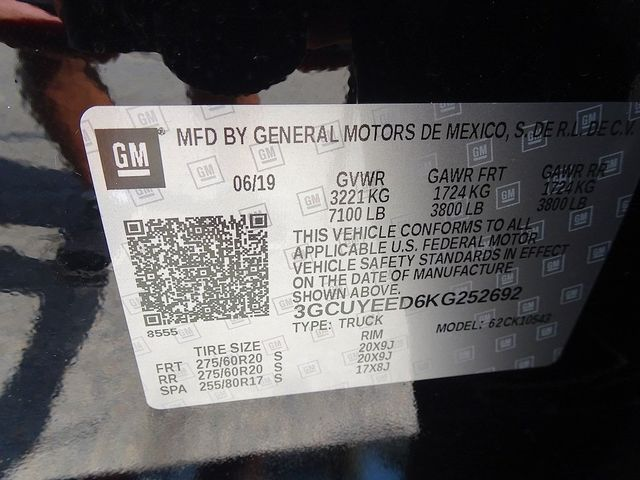 2019 Chevrolet Silverado 1500 RST Madison, NC 55