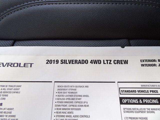 2019 Chevrolet Silverado 1500 LTZ Madison, NC 57