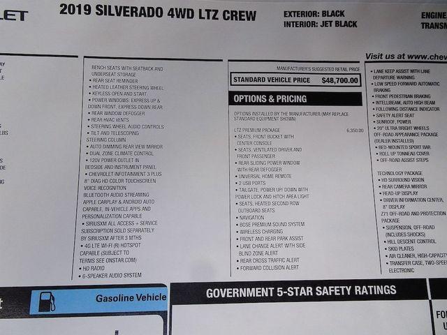 2019 Chevrolet Silverado 1500 LTZ Madison, NC 60