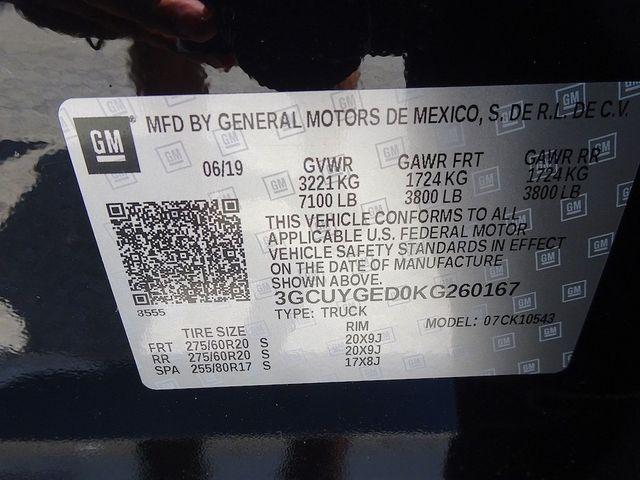 2019 Chevrolet Silverado 1500 LTZ Madison, NC 64