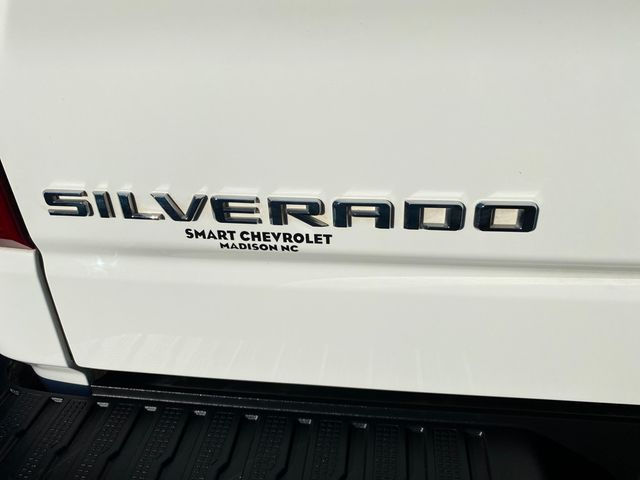 2019 Chevrolet Silverado 1500 Custom Trail Boss Madison, NC 17