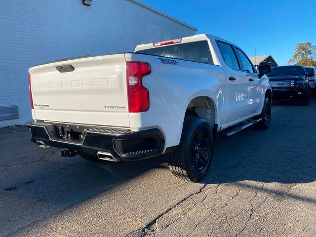2019 Chevrolet Silverado 1500 Custom Trail Boss Madison, NC 1