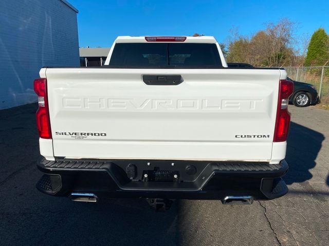 2019 Chevrolet Silverado 1500 Custom Trail Boss Madison, NC 2