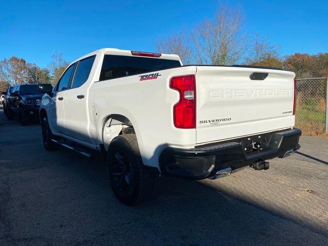 2019 Chevrolet Silverado 1500 Custom Trail Boss Madison, NC 3