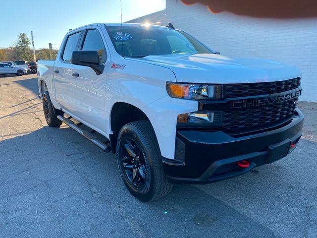2019 Chevrolet Silverado 1500 Custom Trail Boss Madison, NC 7