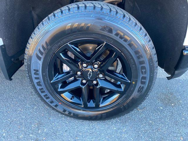 2019 Chevrolet Silverado 1500 Custom Trail Boss Madison, NC 8