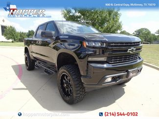 2019 Chevrolet Silverado 1500 RST Lifted Custom Wheels in McKinney, Texas 75070