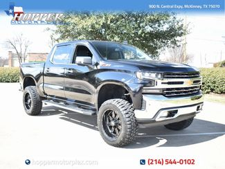 2019 Chevrolet Silverado 1500 LTZ NEW LIFT/CUSTOM WHEELS AND TIRES in McKinney, Texas 75070