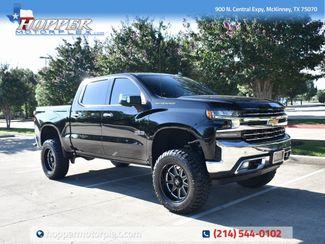 2019 Chevrolet Silverado 1500 LTZ Custom Lift, Wheels and Tires in McKinney, Texas 75070