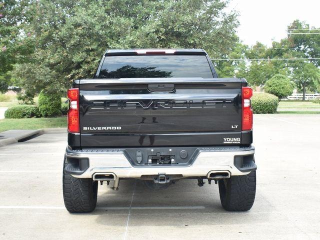 2019 Chevrolet Silverado 1500 LT CUSTOM LIFT/WHEELS AND TIRES in McKinney, Texas 75070