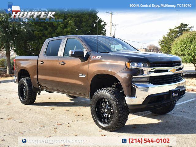 2019 Chevrolet Silverado 1500 LT Texas Edition Custom Lift, Wheels and Tires