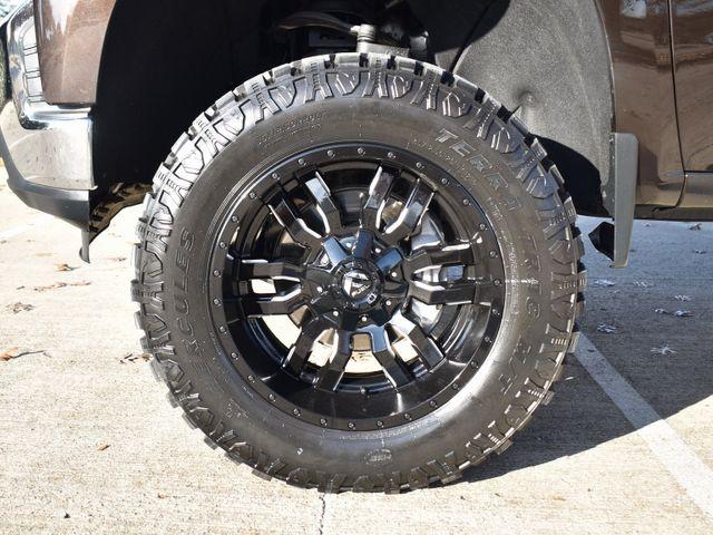 2019 Chevrolet Silverado 1500 LT Texas Edition Custom Lift, Wheels and Tires in McKinney, Texas 75070