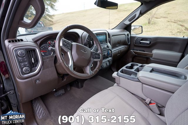 2019 Chevrolet Silverado 1500 LT Trail Boss in Memphis, Tennessee 38115