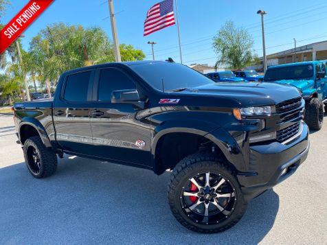 2019 Chevrolet Silverado 1500 ROCKY RIDGE K2 RST 4X4 CREWCAB LIFTED LEATHER  in Plant City, Florida