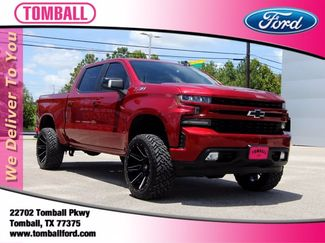 2019 Chevrolet Silverado 1500 RST in Tomball, TX 77375