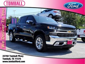 2019 Chevrolet Silverado 1500 LTZ in Tomball, TX 77375