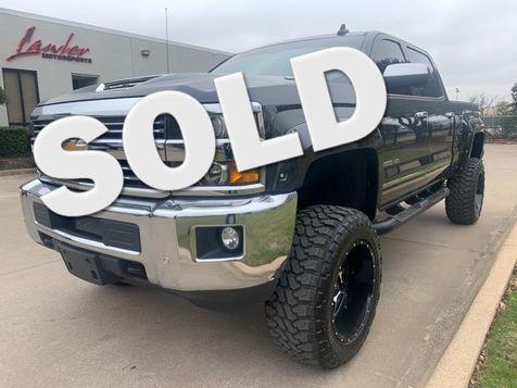 2019 Chevrolet Silverado 2500 LTZ in Dallas