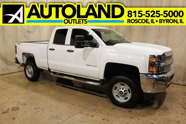 2019 Chevrolet Silverado 2500HD 4x4 Work Truck