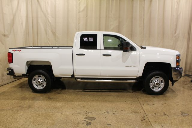 2019 Chevrolet Silverado 2500HD 4x4 Work Truck in Roscoe, IL 61073