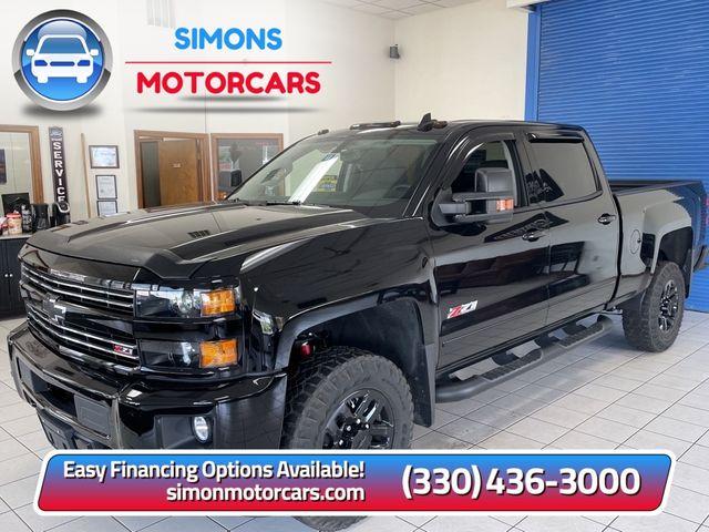 2019 Chevrolet Silverado 2500HD LT in Akron, OH 44320