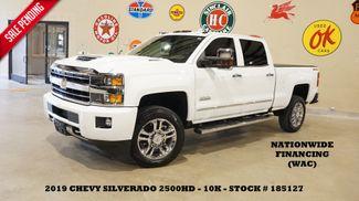 2019 Chevrolet Silverado 2500HD High Country 4X4 DIESEL,NAV,HTD/COOL LTH,10K in Carrollton, TX 75006
