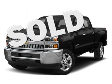 2019 Chevrolet Silverado 2500HD LTZ in Lake Charles, Louisiana