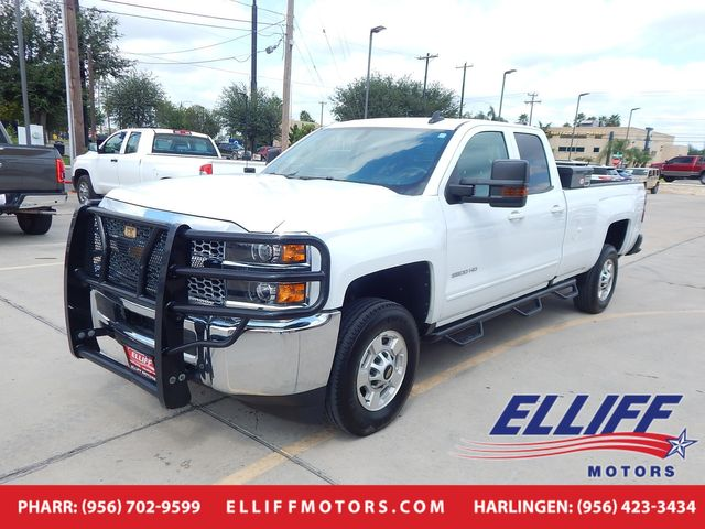 2019 Chevrolet Silverado 2500HD LT Ext Cab 4x4 in Harlingen, TX 78550