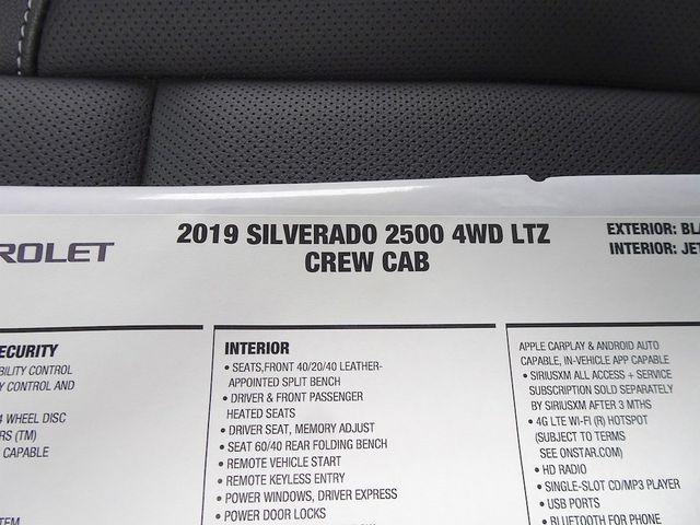 2019 Chevrolet Silverado 2500HD LTZ Madison, NC 52
