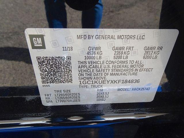2019 Chevrolet Silverado 2500HD High Country Madison, NC 59