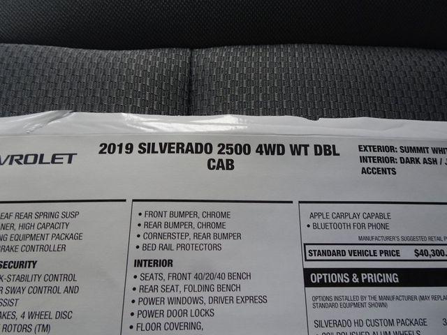 2019 Chevrolet Silverado 2500HD Work Truck Madison, NC 47