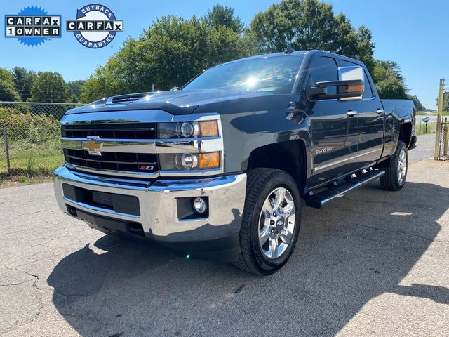 2019 Chevrolet Silverado 2500HD LTZ Madison, NC 5