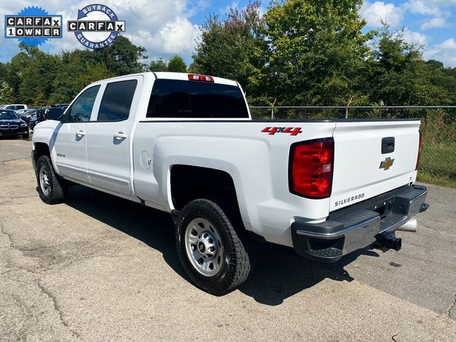 2019 Chevrolet Silverado 2500HD LT Madison, NC 3