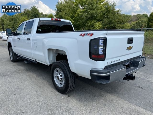 2019 Chevrolet Silverado 2500HD Work Truck Madison, NC 3