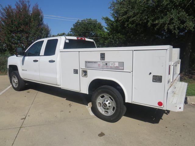2019 Chevrolet Silverado 2500HD Work Truck Reading SL Service Body in McKinney, Texas 75070