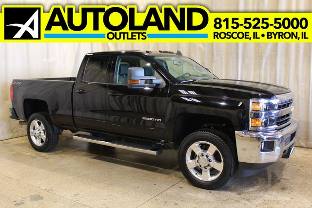 2019 Chevrolet Silverado 2500HD LT in Roscoe, IL 61073