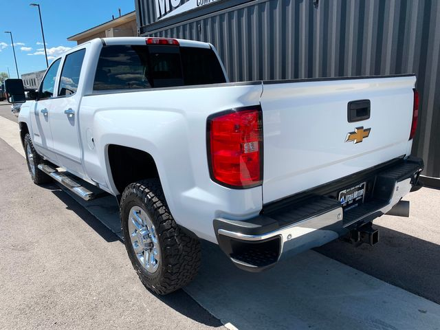 2019 Chevrolet Silverado 2500HD LTZ in Spanish Fork, UT 84660