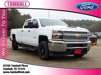 2019 Chevrolet Silverado 2500HD Work Truck in Tomball, TX 77375