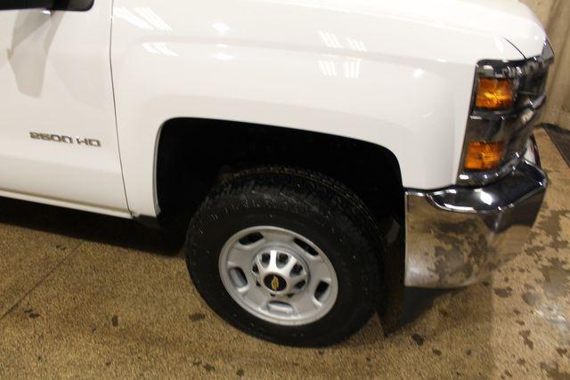 2019 Chevrolet Silverado 2500HD utlity 4x4 Work Truck in Roscoe, IL 61073