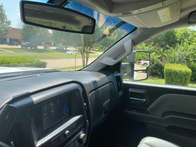 2019 Chevrolet Silverado 3500HD Work Truck ONE OWNER in Carrollton, TX 75006