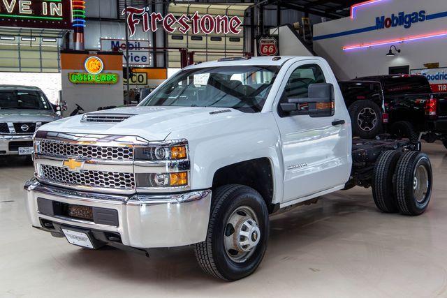 2019 Chevrolet Silverado 3500HD CC WT in Addison, Texas 75001