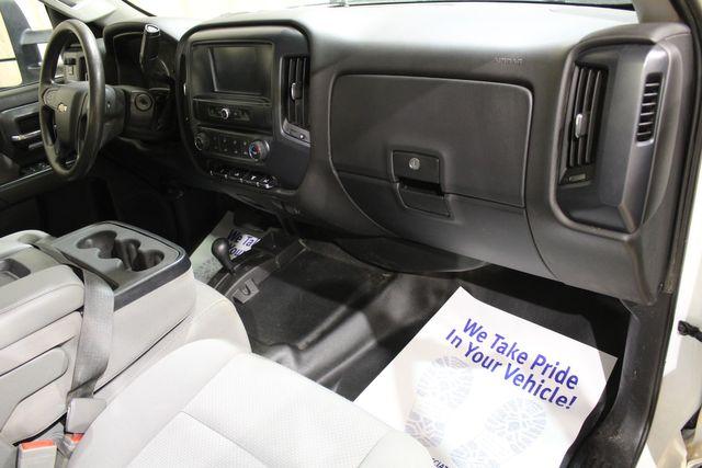 2019 Chevrolet Silverado 3500HD Utility Box 4x4 Diesel WT in Roscoe, IL 61073