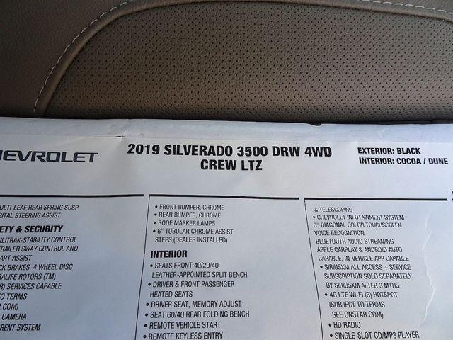 2019 Chevrolet Silverado 3500HD LTZ Madison, NC 52