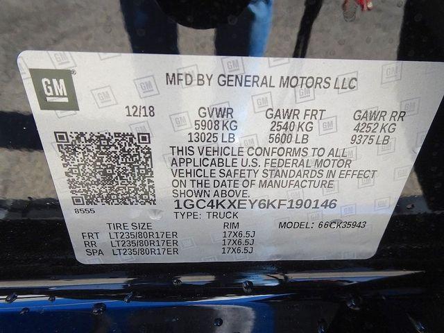 2019 Chevrolet Silverado 3500HD LTZ Madison, NC 57