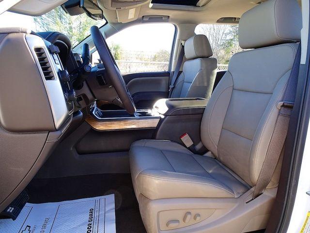 2019 Chevrolet Silverado 3500HD LTZ Madison, NC 31