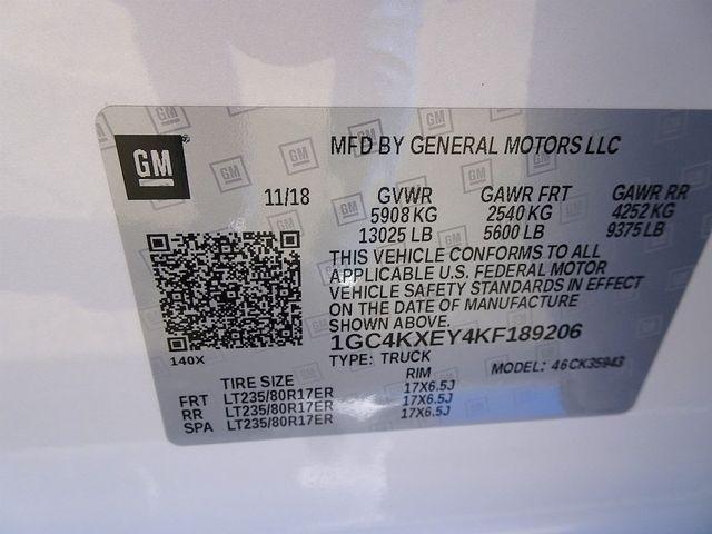 2019 Chevrolet Silverado 3500HD LTZ Madison, NC 58